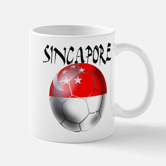 Singapore Football Mug