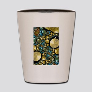 Pebbles Shot Glass