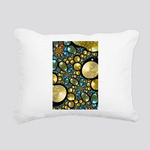 Pebbles Rectangular Canvas Pillow