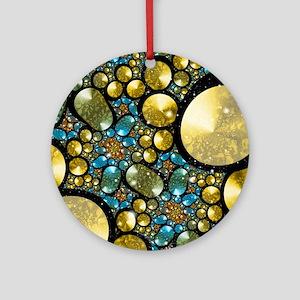 Pebbles Ornament (Round)