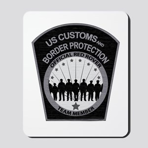 Red Rover Mousepad