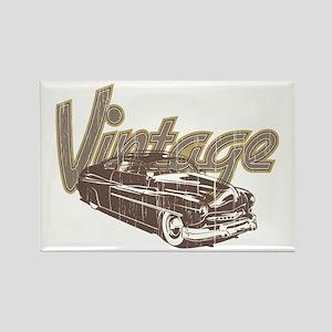 Vintage Car Magnets