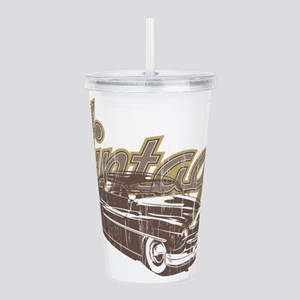 Vintage Car Acrylic Double-wall Tumbler
