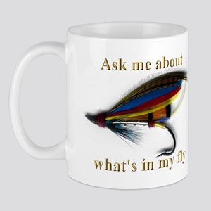 What's in my Fly  Mug