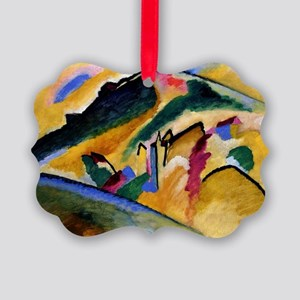 Kandinsky - Autumn Landscape Picture Ornament