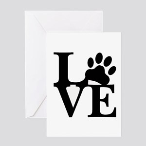 Pet Love and Pride (basic) Greeting Cards
