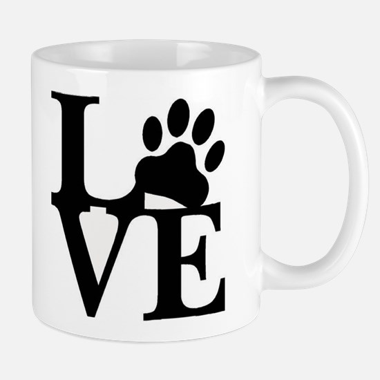 Pet Love and Pride (basic) Mugs