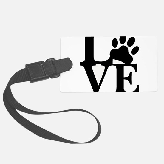 Pet Love and Pride (basic) Luggage Tag