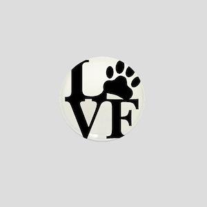 Pet Love and Pride (basic) Mini Button
