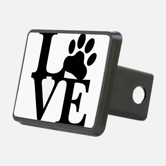 Pet Love and Pride (basic) Hitch Cover