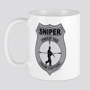 Sniper Freeze Tag Mug