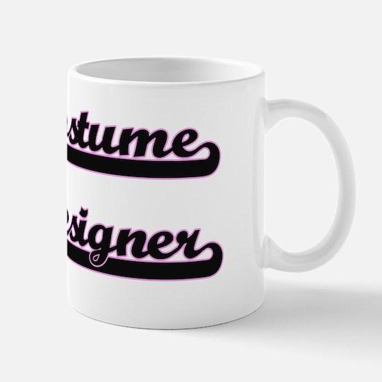 Costume Designer Classic Job Design Mug