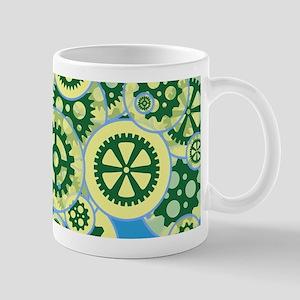 Gearwheels Mugs