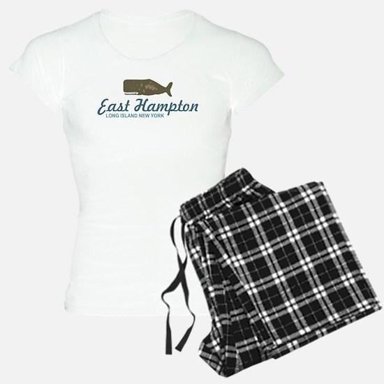 East Hampton - New York. Women's Light Pajamas