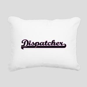 Dispatcher Classic Job D Rectangular Canvas Pillow