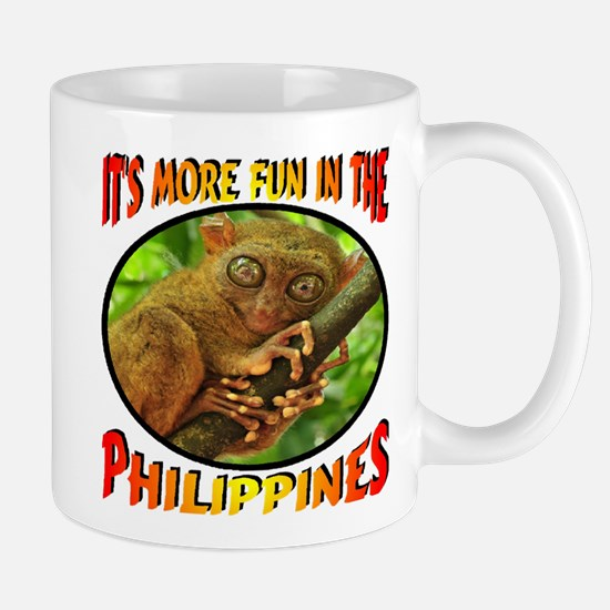 It's More Fun In The Philippines -- Tar Mug