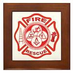 Masons - York Rite F&R Framed Tile