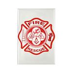 Masons - York Rite F&R Rectangle Magnet (100 pack)