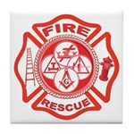 Masons - York Rite F&R Tile Coaster