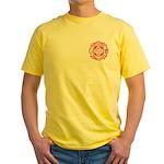 Masons - York Rite F&R Yellow T-Shirt