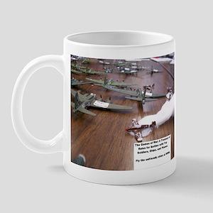 The Games of War 5 Mug