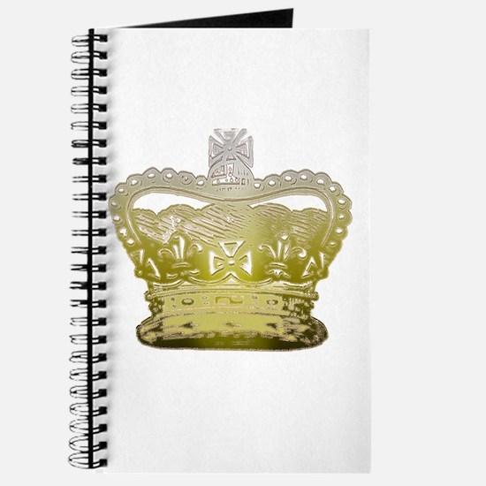 Golden Crown Journal