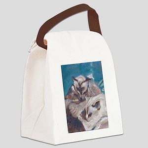 Tonk Pile Canvas Lunch Bag