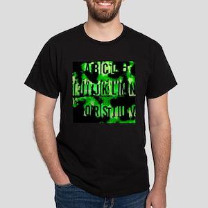 Demolished Alphabet T-Shirt