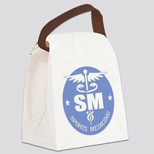 Cad -Sports Medicine Canvas Lunch Bag