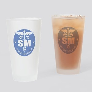 Cad -Sports Medicine Drinking Glass