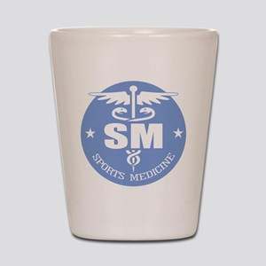 Cad -Sports Medicine Shot Glass