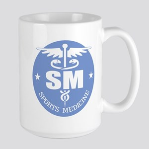 Cad -Sports Medicine Large Mug