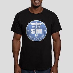 Cad -Sports Medicine Men's Fitted T-Shirt (dark)