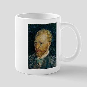 Vincent van Gogh selfie Mug