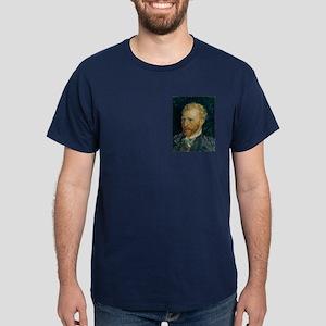 Vincent van Gogh selfie Dark T-Shirt