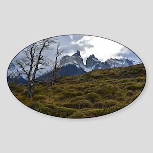 Torres Del Paine National Park Sticker