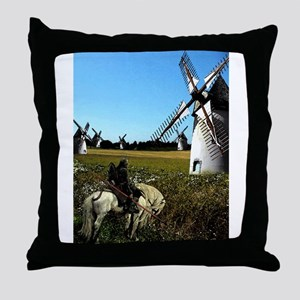 Quixote Throw Pillow