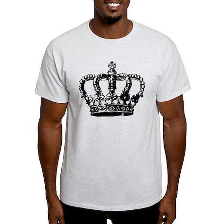 Black Crown Light T-Shirt