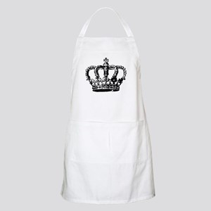 Black Crown Apron