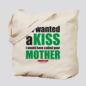 Kiss Mother Tote Bag
