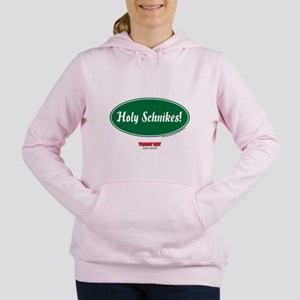 Holy Schnikes Women's Hooded Sweatshirt