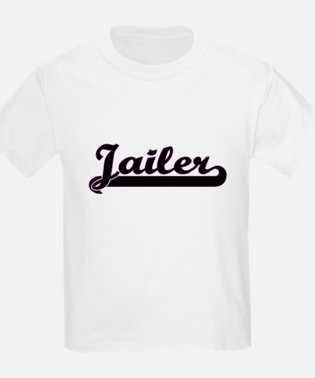 Jailer Classic Job Design T-Shirt