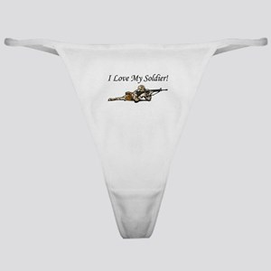 I love my soldier Army DCU's Classic Thong