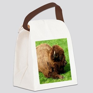 Northwest Buffalo Canvas Lunch Bag