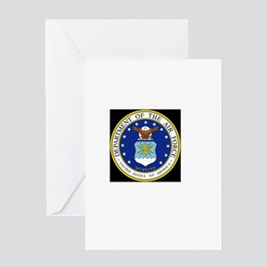 air force Greeting Cards