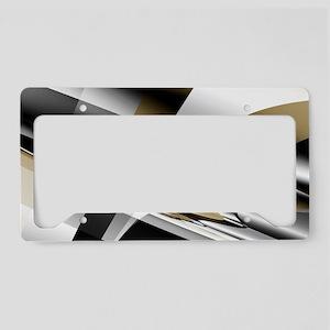 Siphon License Plate Holder