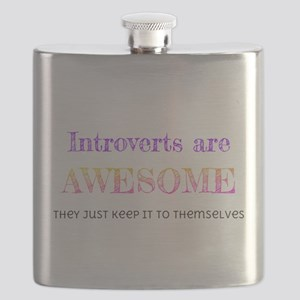 Introverts are Awesome Flask