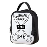 weave free Neoprene Lunch Bag