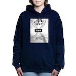 weave free Women's Hooded Sweatshirt