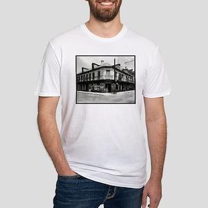 Bayou Pom Pom Grocery Fitted T-Shirt